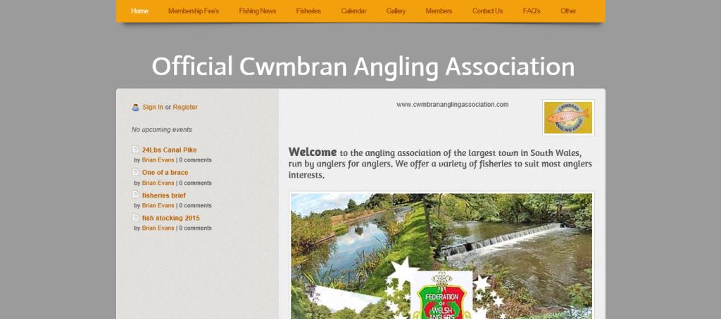 cwmbran angling