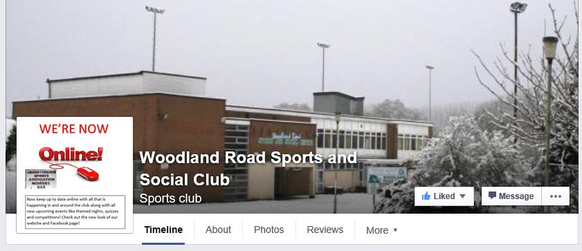 woodland road facebook
